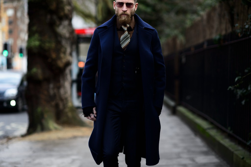 Mens Fashion Week AW 16 London