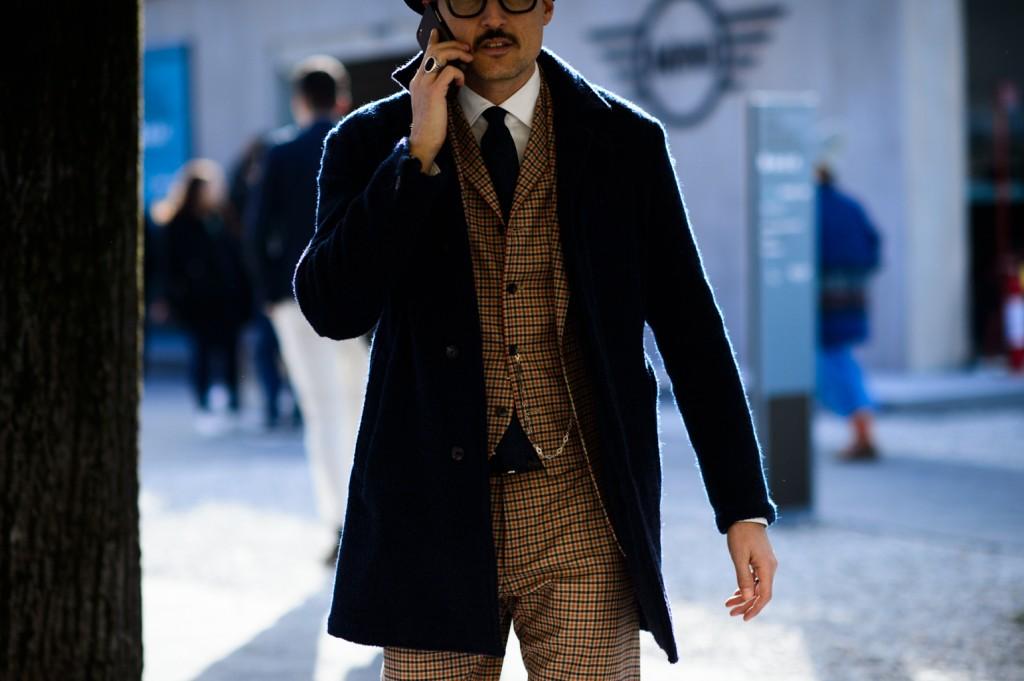 Mens Fashion Week Milan AW 16 2