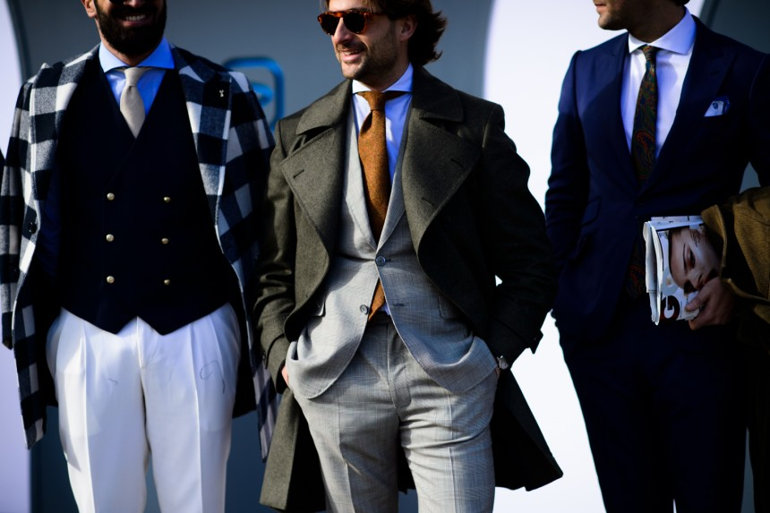 The Best Street Style From Mens Fashion Week