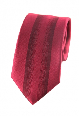 Johnny Red Striped Tie