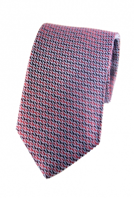 Landin Red Patterned Tie