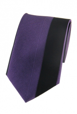 Oliver Purple Striped Tie