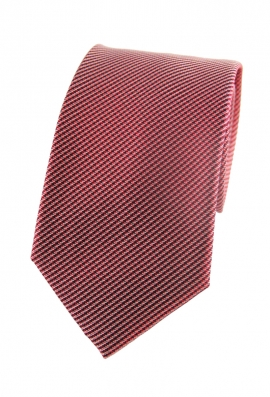 Troy Red Checkered Tie