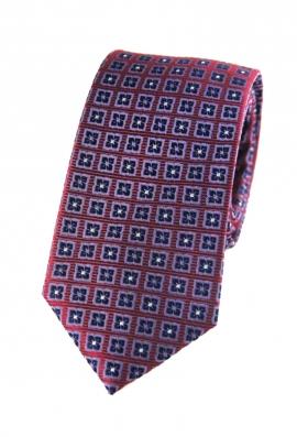 Jason Checked Tie