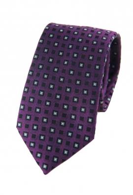 Lucas Square Print Tie