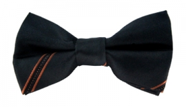 Colt Striped Bow Tie