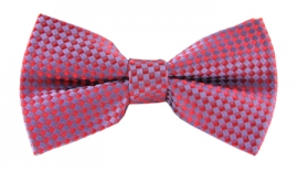 Eddie Checked Bow Tie