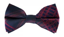 Lawson Checkered Bow Tie