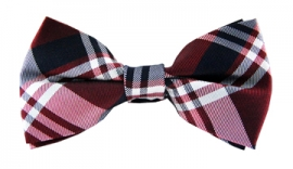 Trace Checkered Bow Tie