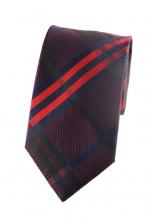 Brett Checkered Tie