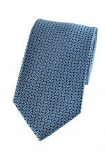 Calvin Blue Spotted Tie