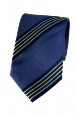 Cooper Striped Tie