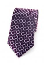 Drew Checked Tie