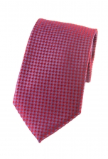 Elias Checked Tie