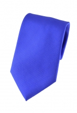 Jacob Blue Plain Tie