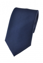 Jacob Dark Blue Plain Tie