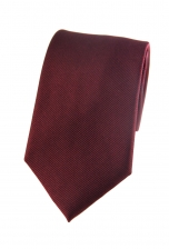 Jacob Plain Burgundy Tie