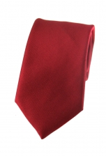 Jacob Red Plain Tie