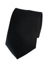 Jesse Plain Black Tie