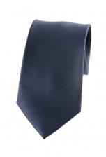Jesse Plain Navy Tie