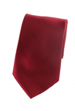 Jesse Plain Red Tie