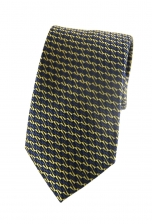 Landin Yellow Patterned Tie