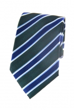 Marco Blue Striped Tie