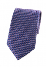 Marcus Checked Tie