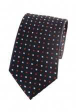 Marcus Patterned Tie SMB163-12
