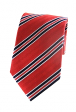 Mario Striped Tie
