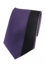 Oliver Purple Striped Tie