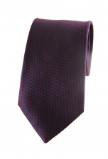 Pierre Red Spotted Tie