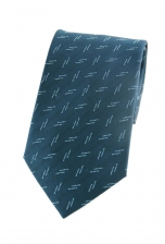 Steven Blue Patterned Tie