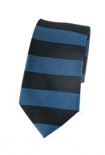 Aidan Blue Striped Tie