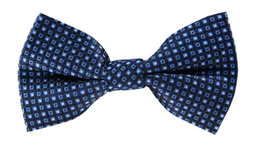 Franklin Patterned Bow Tie