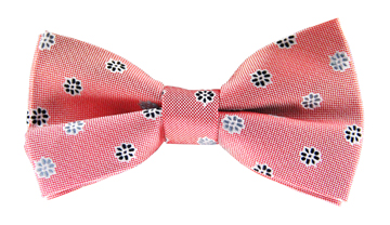 London Floral Bow Tie
