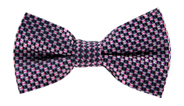 Tommy Checked Bow Tie