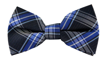 Warren Checkered Bow Tie